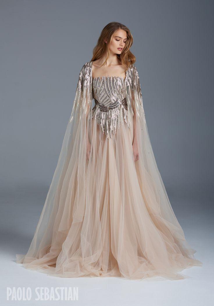 89 best Paolo Sebastian images on Pinterest | Hochzeitskleid ...
