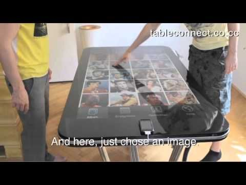 How they faked the iPhone table that had me excited and then disappointed.