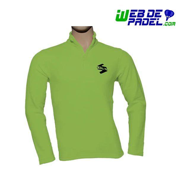 Imagenes de deporte y padel Forro Polar Siux Verde Mujer - http://webdepadel.com/forro-polar-siux-verde-mujer