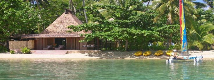 Overview – A Journey Pacific Favorite! Lavish in her unspoiled natural beauty, balmy breezes and easily accessible yet off the beaten path location, Toberua Island Resort rests in the azure embrace of Fiji's less traveled waters. The sole property on the island, Toberua Island Resort features 15 private bures set on the water's edge and […]