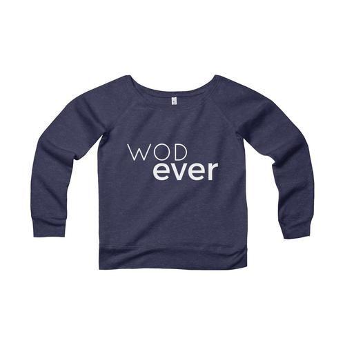 The Wide Neck Sweatshirt (4 color options)