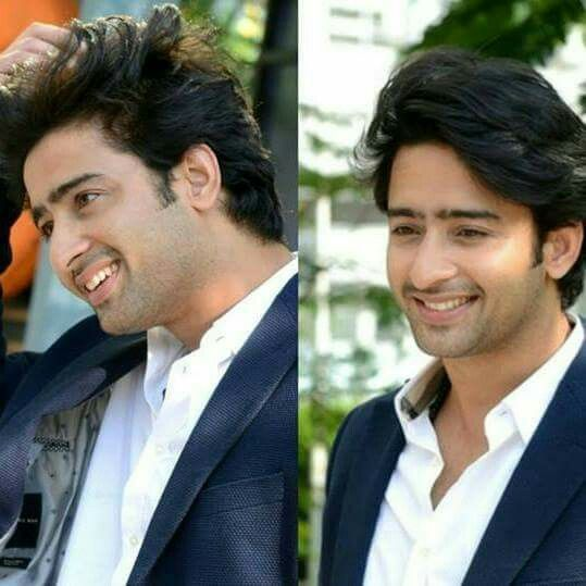Shaheer Sheikh--Handsome hunk of television