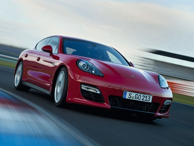 New 2013 Porsche Panamera GTS one sporty four-door. In point of fact, the GTS is the sportiest Panamera of all and would be my choice were I suddenly to find myself shopping for a four-door Porsche. #porsche