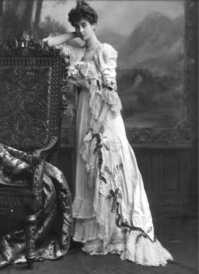 Consuelo Vanderbilt. Consuelo Balsan (formerly, Consuelo, Duchess of Marlborough; born Consuelo Vanderbilt) (2 March 1877 – 6 December 1964), was a member of the prominent American Vanderbilt family. Her marriage to the Charles Spencer-Churchill, 9th Duke of Marlborough became an international emblem of the socially advantageous but loveless marriages common during the Gilded Age.