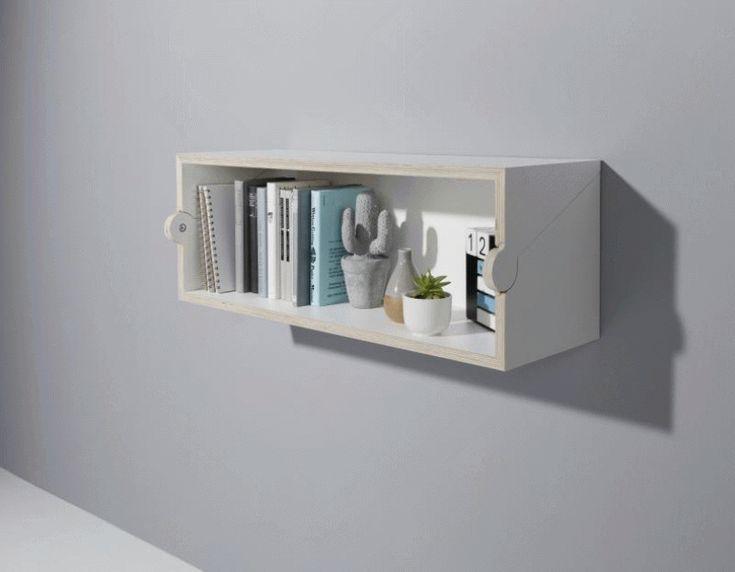 It's a shelf. It's a mini desk. It's a Wall Shelf/Desk.