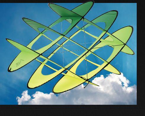EO-6 kite Image