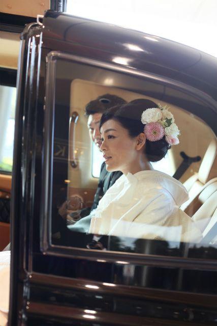 明治神宮での神前挙式|婚礼司会者 小松京子 披露宴をお写真でご紹介!