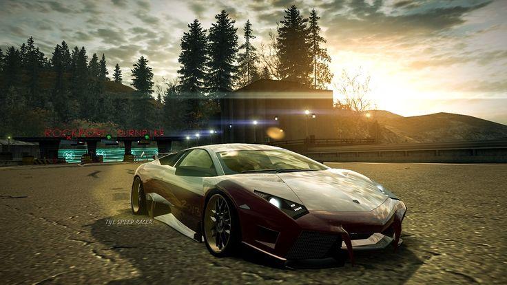 Lamborghini Reventon Fortune Edition - Need for Speed World