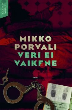 Vuoden johtolanka -palkinnon sai Mikko Porvali romaanista Veri ei vaikene