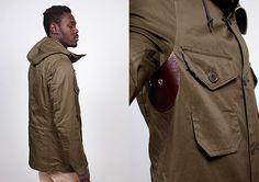 Vintage Army Surplus Jacket