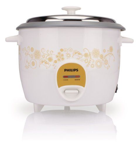 Eating rice calms pitta dosha according to ayurveda, which is more prevailing in summer season. Please google it before making any decisions.   Philips Viva Collection HD3043/00 1.8-Litre Rice Cooker  #ShopAtGoodPrice #Philips #VivaCollection #HD3043 #RiceCooker #amazon #flipkart #snapdeal http://www.shopatgoodprice.com/276886/Philips-Viva-Collection-HD3043-00-1-8-Litre-Rice-Cooker.html