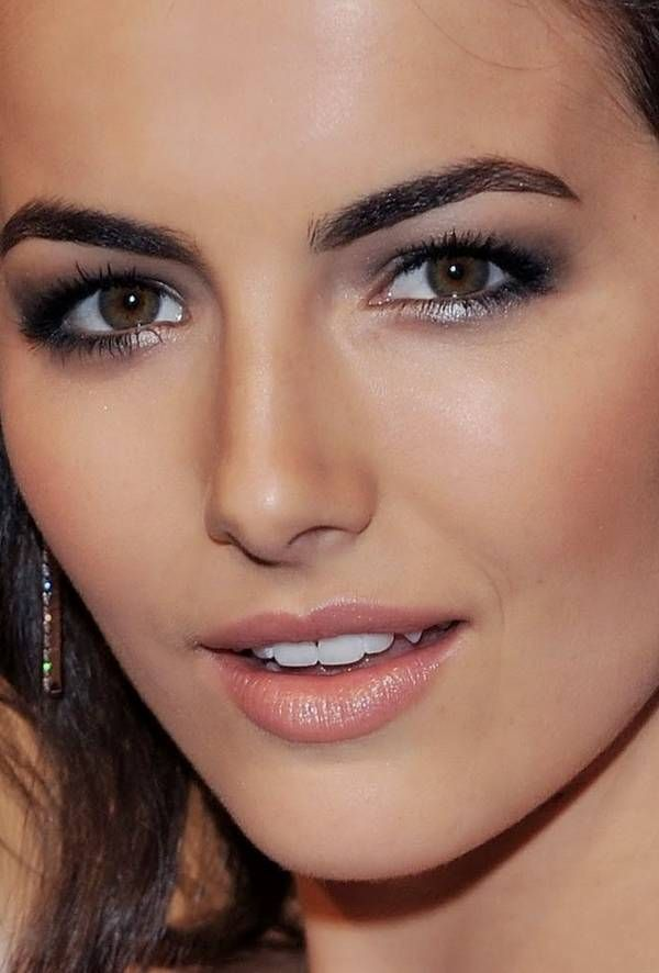 Eye Makeup For Dark Brown Eyes And Olive Skin Beau