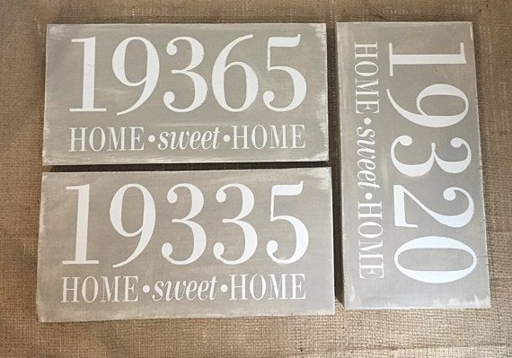 Hey, I found this really awesome Etsy listing at https://www.etsy.com/listing/475942958/custom-zip-code-signs-wedding-gift