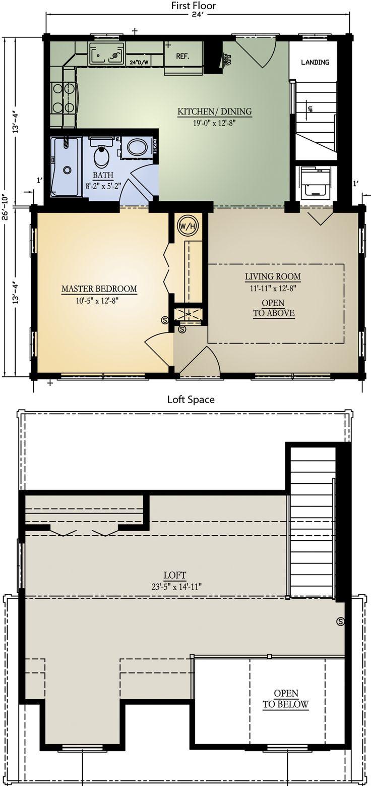 40 best log home floor plans images on log home floor