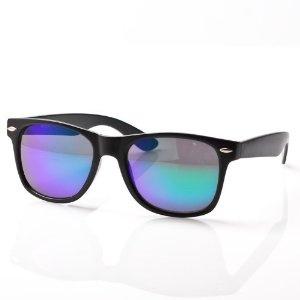 80's - 'rev' wayfarer sunglasses with color lens (54mm) (More Colors)  http://www.womendresscode.com/prod.php?p=B003H9WK1S