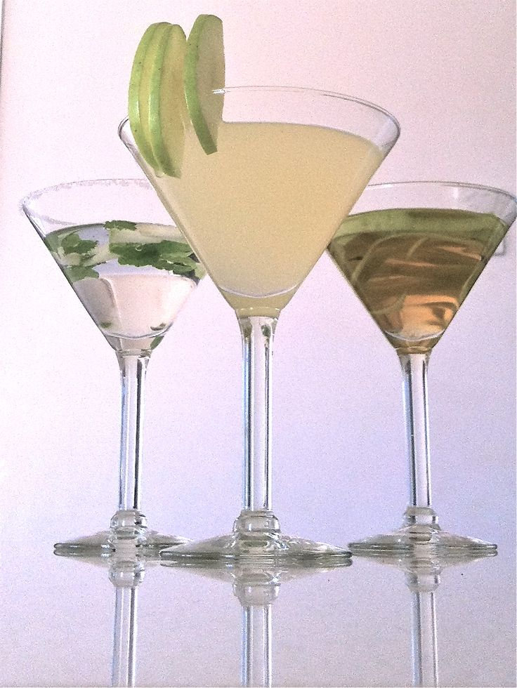 Apple Daisy sounds sweet but tastes deadly, cocktail made with an age old technique of using shrub