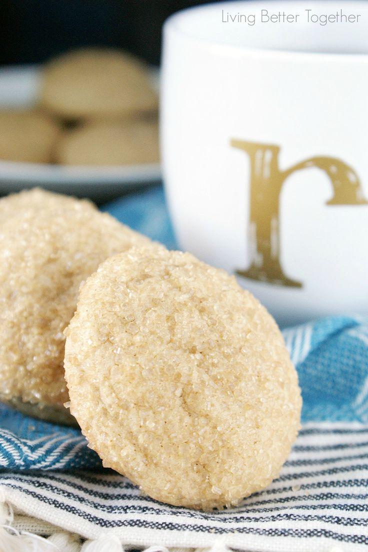 Ginger Nut Biscuits - The Outlander Recipe Series | Living Better Together