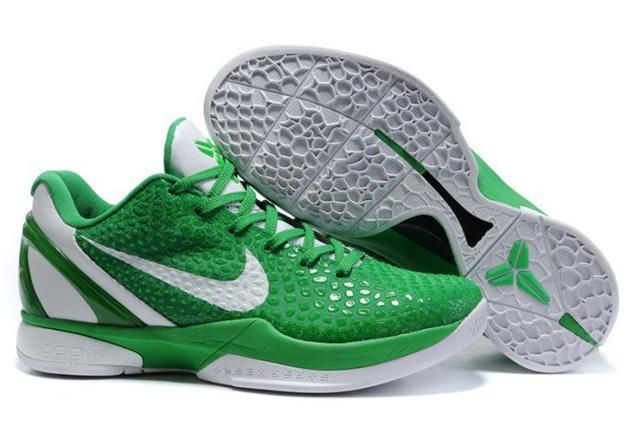 https://www.kengriffeyshoes.com/nike-zoom-kobe-6-green-white-p-1021.html NIKE ZOOM KOBE 6 GREEN WHITE Only $78.80 , Free Shipping!