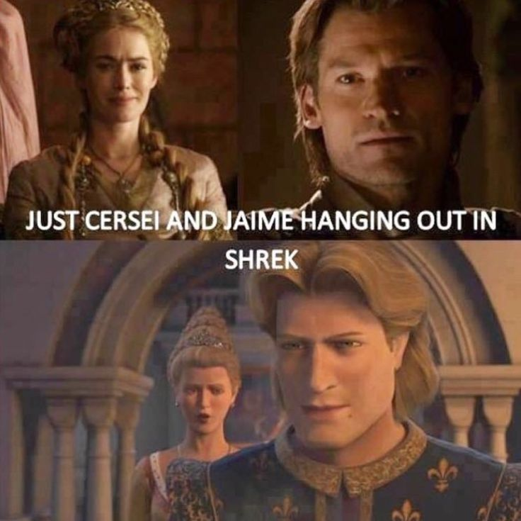 Those Lannisters get everywhere