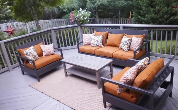 Outdoor Patio Furniture Do It Yourself Home Projects