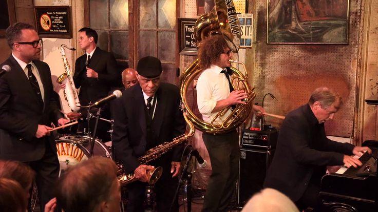 "Preservation Hall Jazz Band ""El Manicero"" Feat. Ernan Lopez Nussa"