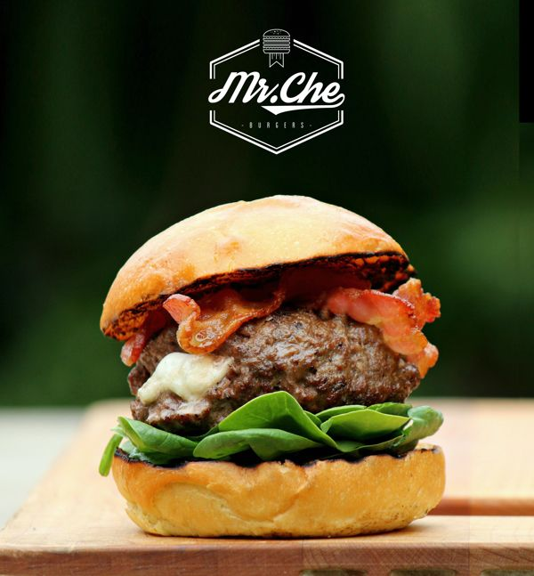 Mr.Che Burgers on Behance
