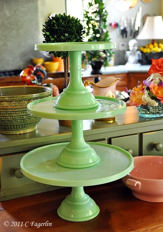 cake plates & 130 best DIY CAKE PLATE STANDS images on Pinterest | Dishes Cake ...