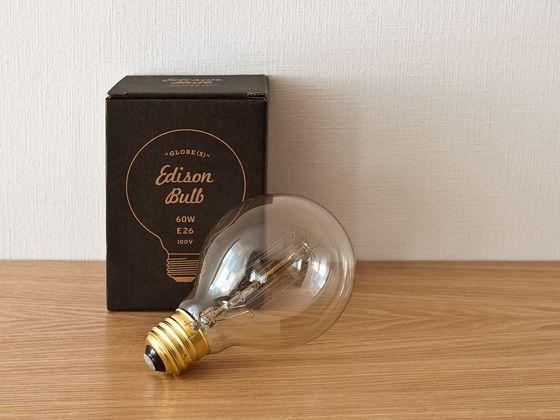 edison bulb〔エジソンバルブ〕シグネイチャー S|【公式】北…