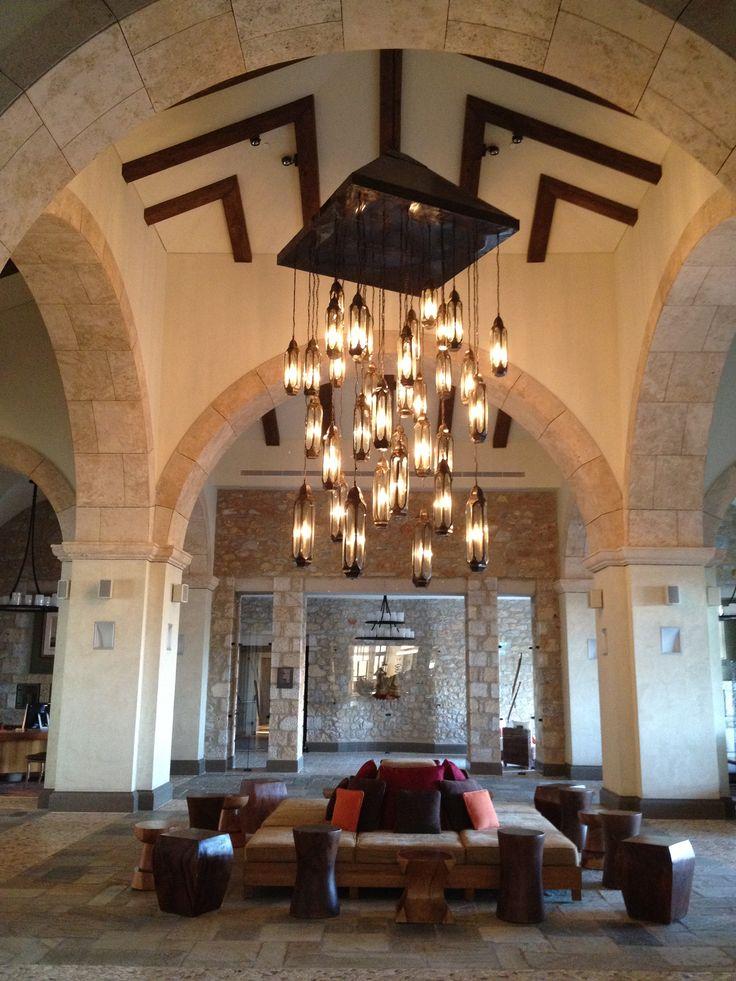 Lobby of The Westin Resort Costa Navarino