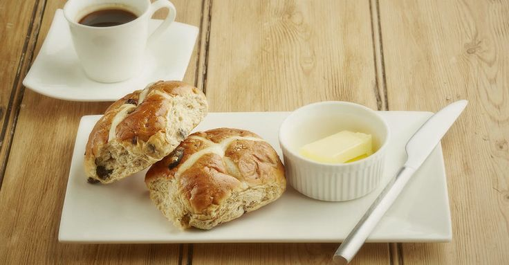 The signature Cross Buns at Hartford House are guaranteed to impress and  are…