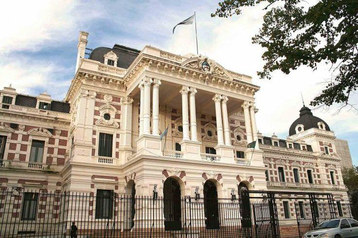 Casa de Gobierno Provincia de Buenos Aires La Plata, mi