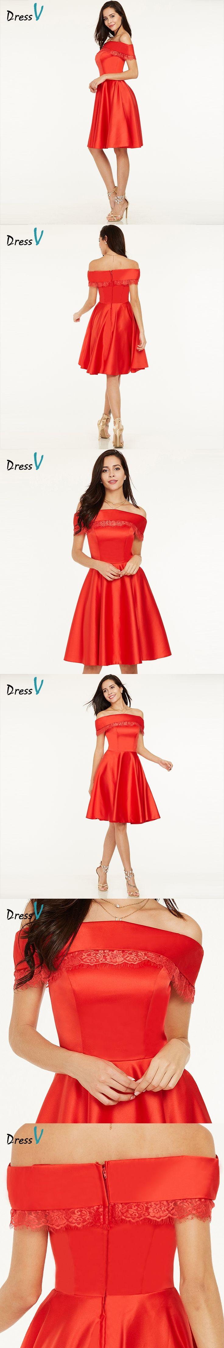 Dressv red evening dress cheap boat neck sleeveless a line off the shoulder black wedding party formal dress evening dresses