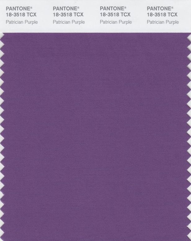 patrician purple color trends fashion shades of pms 802 c pantone cool gray 11