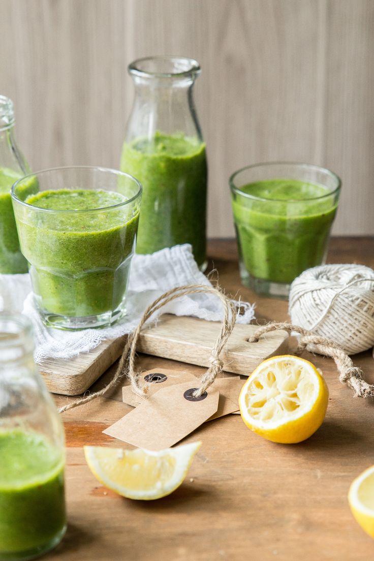 Healing Green Smoothie