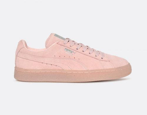 PUMA SUEDE ICY PINK