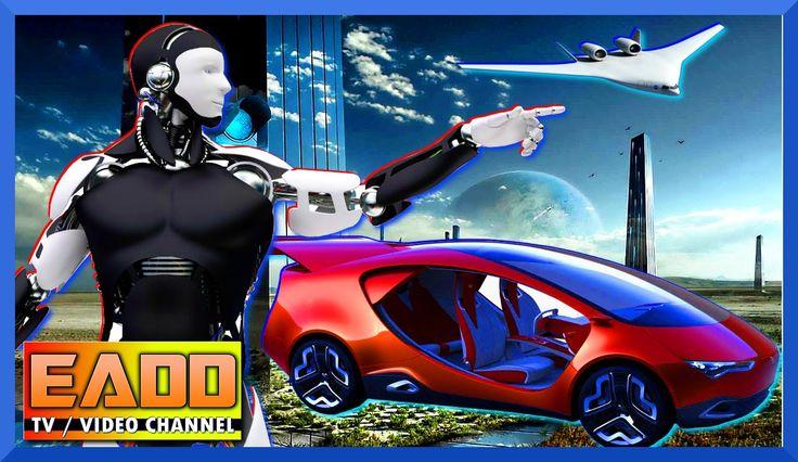 11 Tecnologias que veremos en el futuro, las mas avanzadas tecnologias q...