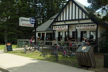 Whitehouse Bakery, Riding Mountain National Park, Wasagaming