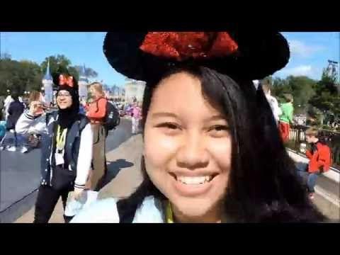 Disney World, Orlando VLOG - YouTube