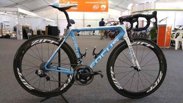 TDU 2016 Tech: AG2R La Mondiale Focus Izalco Max with SRAM Red eTap - Bikerumor