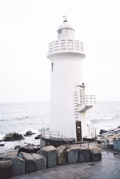 : Lighthouses, Lighthouse, Sea, Places, Photo, Light Houses, Mirai Hara