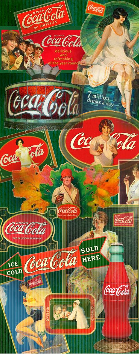 Coca-Cola - 1920s. Rss