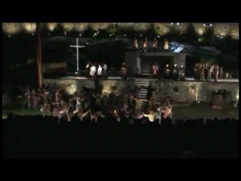 Festscenen Opera Olav Engelbrektsson - YouTube