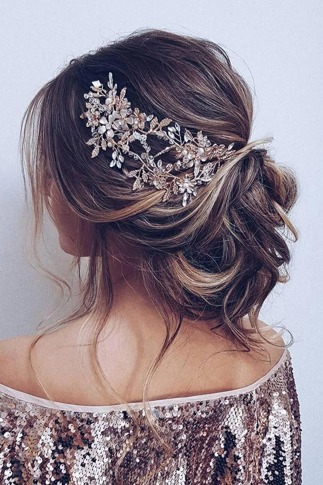 Side braids, updos, voluminous hairstyles are extremely trendy this year for different styles. Hope, you will find your wedding hairstyle inspiration....