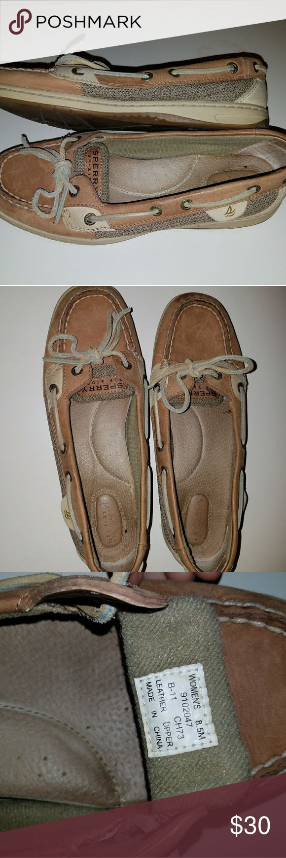 Sperry (Women's) Women's Angelfish Slip-on Sperry Shoes Flats & Loafers