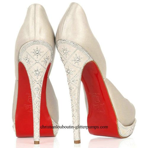 66 best ShoesChristian Louboutin Bridal Collection images on