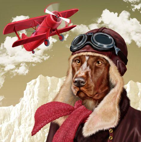 Просмотреть иллюстрацию заполярная летучая собака из сообщества русскоязычных художников автора Надежда Бусарева в стилях: Классика, нарисованная техниками: Другое.