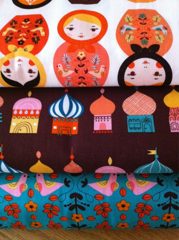 Suzy Ultman fabric coming out in April