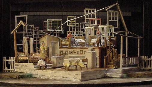 all my sons set design