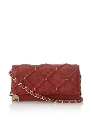 40% OFF Big Buddha Women's Lee Cross-Body (Red)