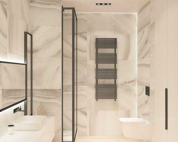 Die besten 25+ moderne Hauptbad Ideen auf Pinterest Graue - badezimmer aufteilung neubau